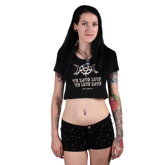 t-shirt women's - Irrensposible hate - BELIAL, BELIAL
