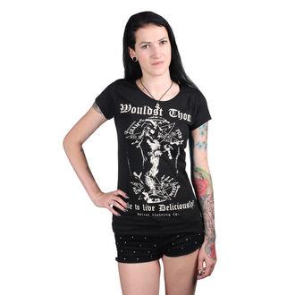 t-shirt women's - VVitch - BELIAL, BELIAL