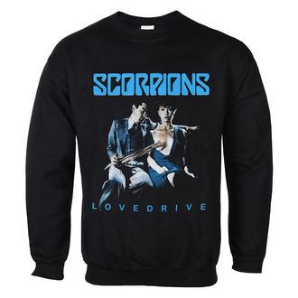 sweatshirt (no hood) men's Scorpions - Lovedrive - LOW FREQUENCY - SCSW08030