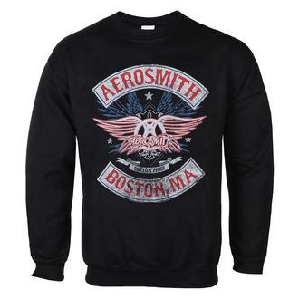 sweatshirt (no hood) men's Aerosmith - Boston Pride - LOW FREQUENCY, LOW FREQUENCY, Aerosmith