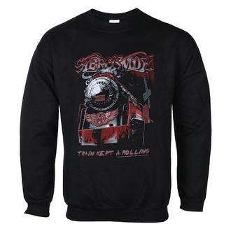 sweatshirt (no hood) men's Aerosmith - Train kept a going - LOW FREQUENCY, LOW FREQUENCY, Aerosmith