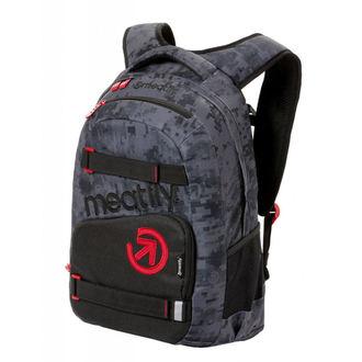 Backpack MEATFLY - EXILE 3 I - Binary Camo Grey, MEATFLY