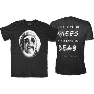t-shirt men BLACK CRAFT - Black Metal Teresa, BLACK CRAFT