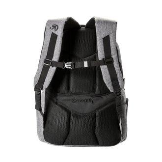 Backpack MEATFLY - BLACKBIRD 2 - A - Heather Grey / Black, MEATFLY