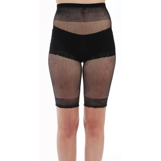 Shorts women (tights) PAMELA MANN - Fishnet Cycling - Black, PAMELA MANN