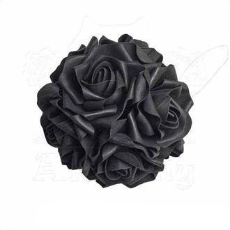 Decoration ALCHEMY GOTHIC - Black Rose, ALCHEMY GOTHIC