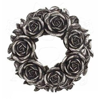 Candlestick (decoration) ALCHEMY GOTHIC - Black Rose, ALCHEMY GOTHIC