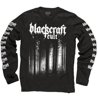 t-shirt men's - Black Metal Forest - BLACK CRAFT, BLACK CRAFT