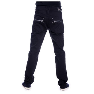 Men's Trousers Vixxsin - BLAINE - BLACK, VIXXSIN