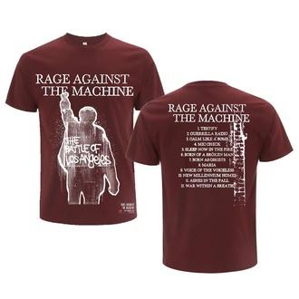 t-shirt metal men's Rage against the machine - BOLA Album Cover Tracks - NNM - RTRAMTSMALB