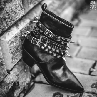 wedge boots women's - KILLSTAR, KILLSTAR