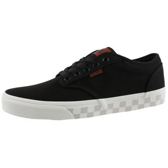 low sneakers men's - ATWOOD (CHECK FOX) - VANS - VA327LMF0