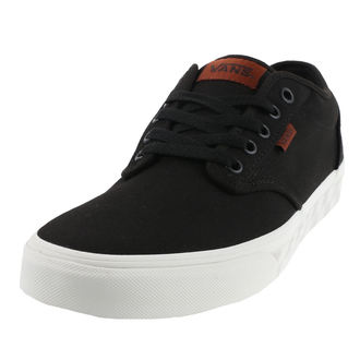low sneakers men's - ATWOOD (CHECK FOX) - VANS, VANS