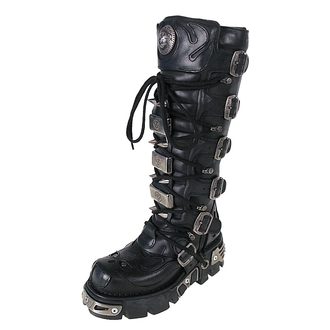 leather boots women's - NEW ROCK - M.161-S1