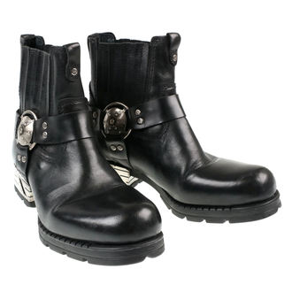leather boots men's - MR007-S1 - NEW ROCK, NEW ROCK