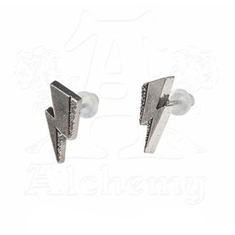 Earrings David Bowie - Flash - ALCHEMY GOTHIC, ALCHEMY GOTHIC, David Bowie