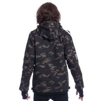 winter jacket - BRADEN CAMO - VIXXSIN, VIXXSIN