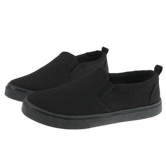 low sneakers unisex - BRANDIT - 9041-black