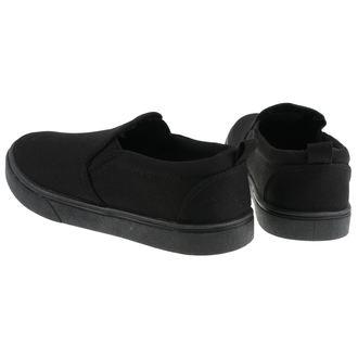 low sneakers unisex - BRANDIT - 9041-black