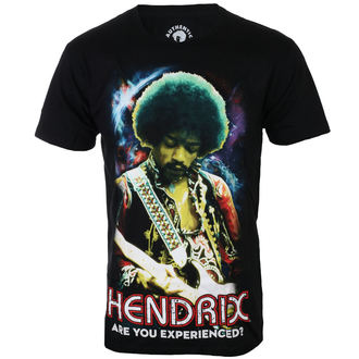 key ring (pendant) Jimi Hendrix - Pyschedelic - PYRAMID POSTERS