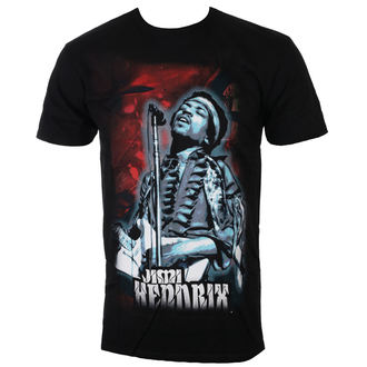 t-shirt metal men's Jimi Hendrix - AUTHENTC COSMOS - BRAVADO, BRAVADO, Jimi Hendrix