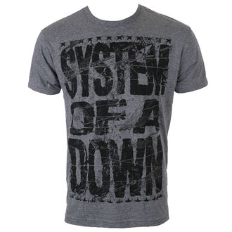 t-shirt metal men's System of a Down - SHATTERED - BRAVADO, BRAVADO, System of a Down