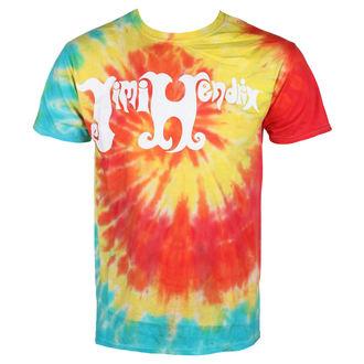 t-shirt metal men's Jimi Hendrix - BRAVADO - BRAVADO, BRAVADO, Jimi Hendrix