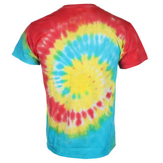 t-shirt metal men's Jimi Hendrix - RAINBOW SPIRAL - BRAVADO, BRAVADO, Jimi Hendrix