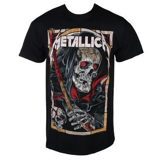t-shirt metal men's Metallica - Death Reaper Black - NNM - RTMTLTSBDEA