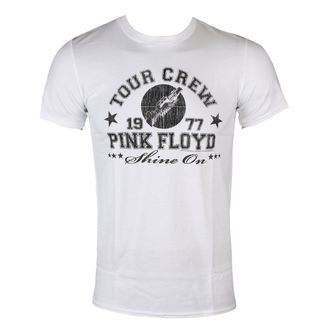 t-shirt metal men's Pink Floyd - tour crew 1977 - LOW FREQUENCY, LOW FREQUENCY, Pink Floyd