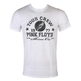t-shirt metal men's Pink Floyd - tour crew 1977 - LOW FREQUENCY, LOW FREQUENCY, Pink Floyd
