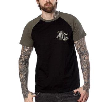 t-shirt hardcore men's - FUCKING HOSTILE KAKI - HYRAW, HYRAW