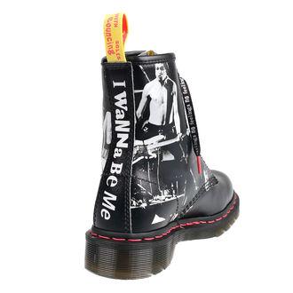 leather boots unisex Sex Pistols - Dr. Martens - DM24789001