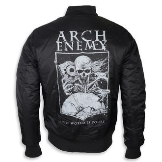 winter jacket Arch Enemy - Bomber -, Arch Enemy
