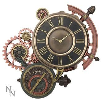 Clock Cogwork, NNM
