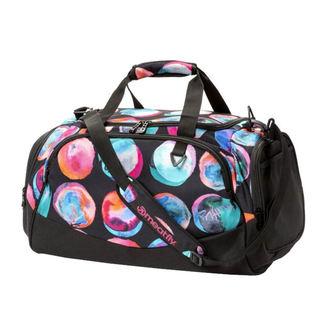 Duffel bag MEATFLY - ROCKY 2 DUFFLE - B - Blossom Black, MEATFLY