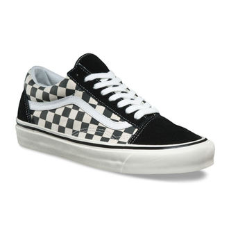 boty VANS - UA Old Skool (PRIMARY CHECK)- Blk Wht aa670d1233f