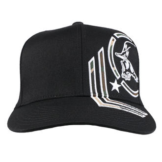 Cap METAL MULISHA - HIDE BLK, METAL MULISHA