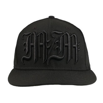 Cap METAL MULISHA - BLACK METAL BLK, METAL MULISHA
