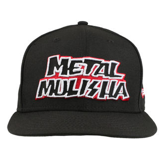 Cap METAL MULISHA - STICK UP BLK, METAL MULISHA
