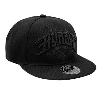 Cap  HYRAW - Casquette - HOSTILE BLACK, HYRAW