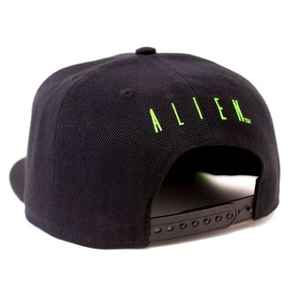 Cap ALIEN JAWS - BLACK - LEGEND, LEGEND, Alien - Vetřelec