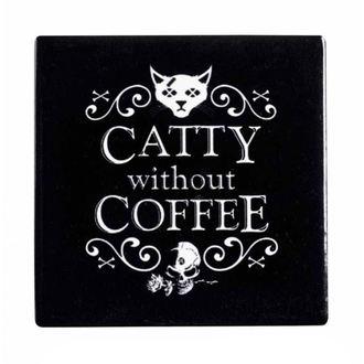 Coaster ALCHEMY GOTHIC - Catty Without Coffee - CC8