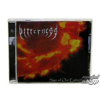 CDs Bitterness 'Sign of Our Extinction 1', Bitterness