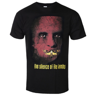 film t-shirt men's The Silence of the Lambs - Poster - AMERICAN CLASSICS - SOL501