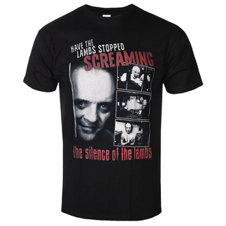 Men's t-shirt Silence Of The Lambs - Screaming - SOL509