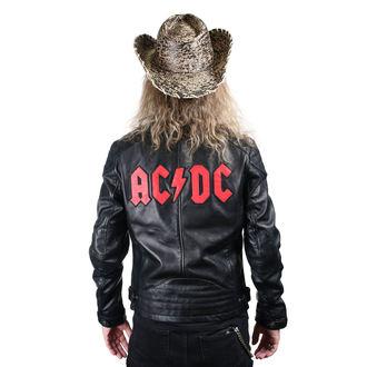 leather jacket AC-DC - LNTC BLACK - NNM, NNM, AC-DC