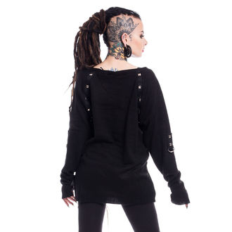 Sweater Women's Chemical Black - CHECKOUT - BLACK, CHEMICAL BLACK