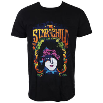 t-shirt metal men's Kiss - THE STAR CHILD - LIVE NATION - PE13973TSBP