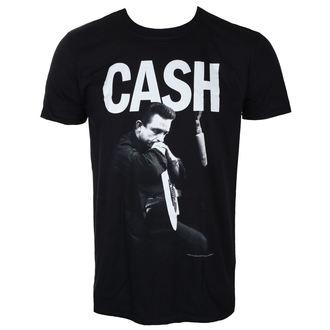 t-shirt metal men's Johnny Cash - STUDIO - LIVE NATION, LIVE NATION, Johnny Cash